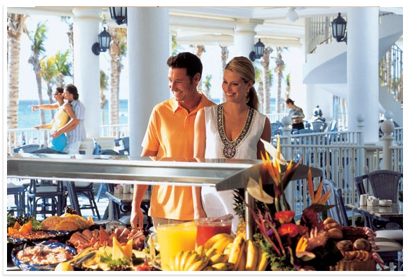 Riu Palace Riviera Maya Dining, Riu Hotels and Resorts